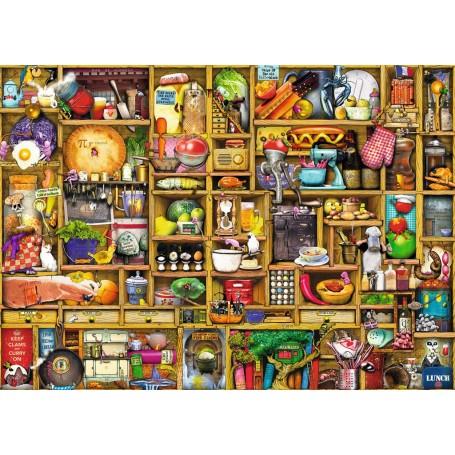Puzzle Ravensburger Armario de Cocina de 1000 Piezas