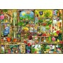 Puzzle Ravensburger El armario del jardinero de 1000 Piezas