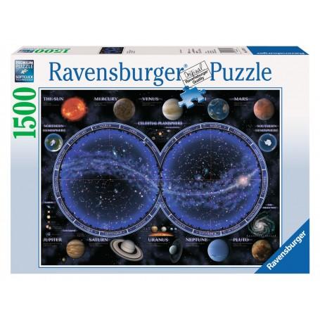 Puzzle Ravensburger Astrononía de 1500 Piezas