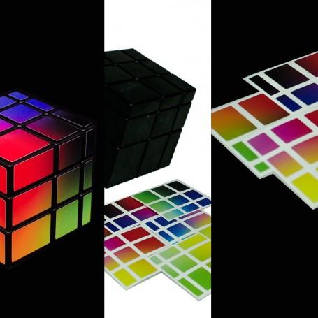 Mirror 3x3 Degradado de Colores