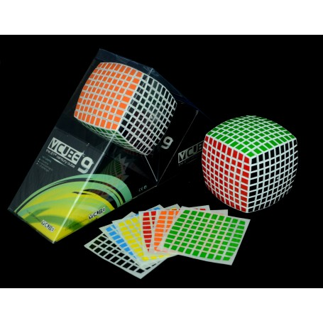 V-Cube 9x9