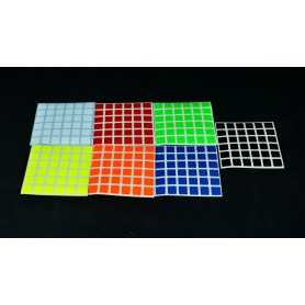 Z-Stickers 6x6 V-Cube