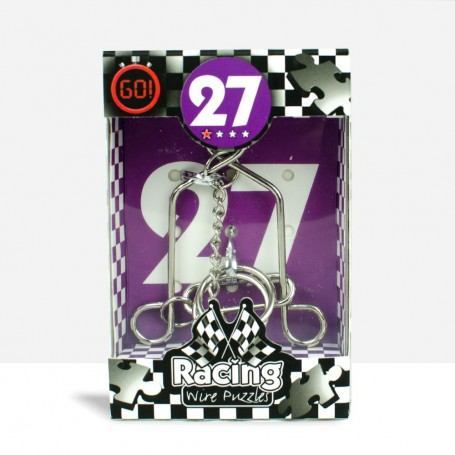 Racing Wire Puzzle Modelo: 27