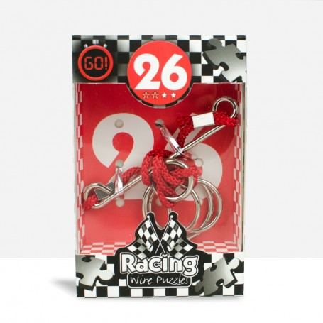 Racing Wire Puzzle Modelo: 26