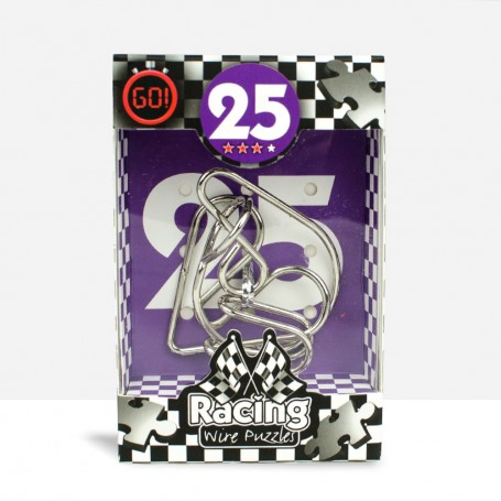 Racing Wire Puzzle Modelo: 25