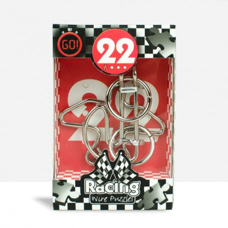 Racing Wire Puzzle Modelo: 22