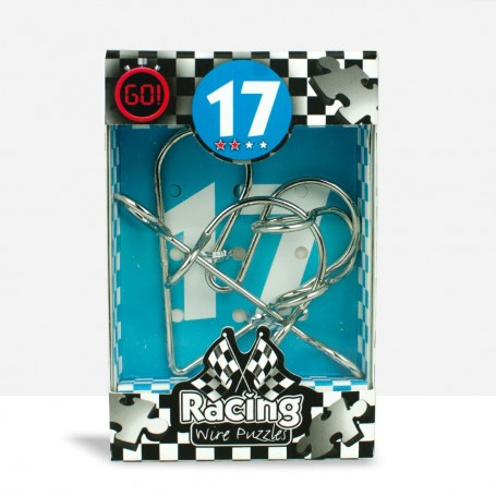 Racing Wire Puzzle Modelo: 17