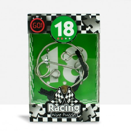 Racing Wire Puzzle Modelo: 18