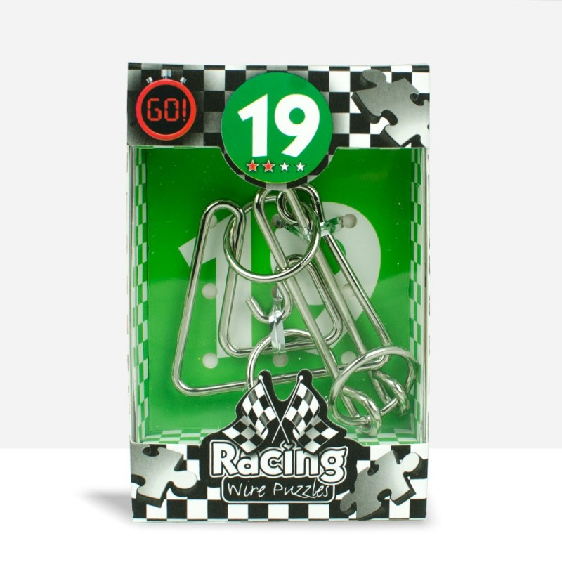 Racing Wire Puzzle Modelo: 19