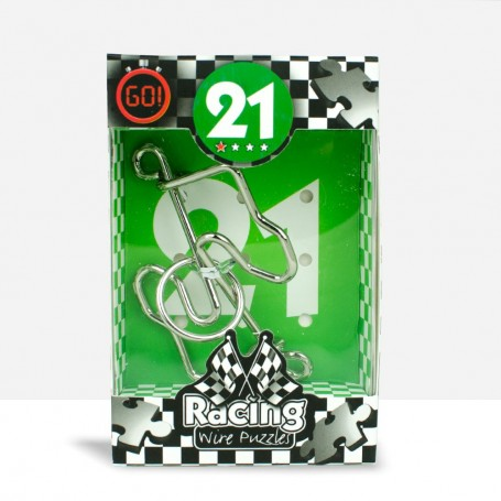 Racing Wire Puzzle Modelo: 21