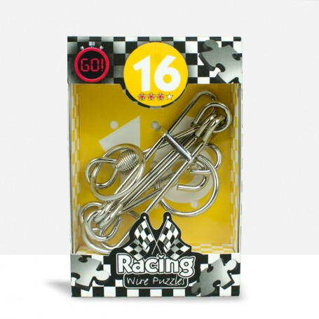 Racing Wire Puzzle Modelo: 16