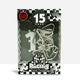 Racing Wire Puzzle Modelo: 15