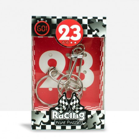 Racing Wire Puzzle Modelo: 23
