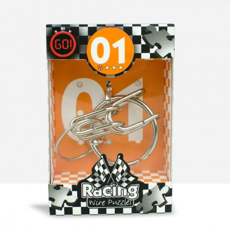 Racing Wire Puzzle Modelo: 1