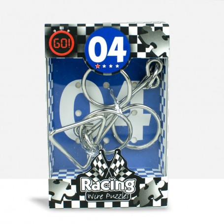 Racing Wire Puzzle Modelo: 4
