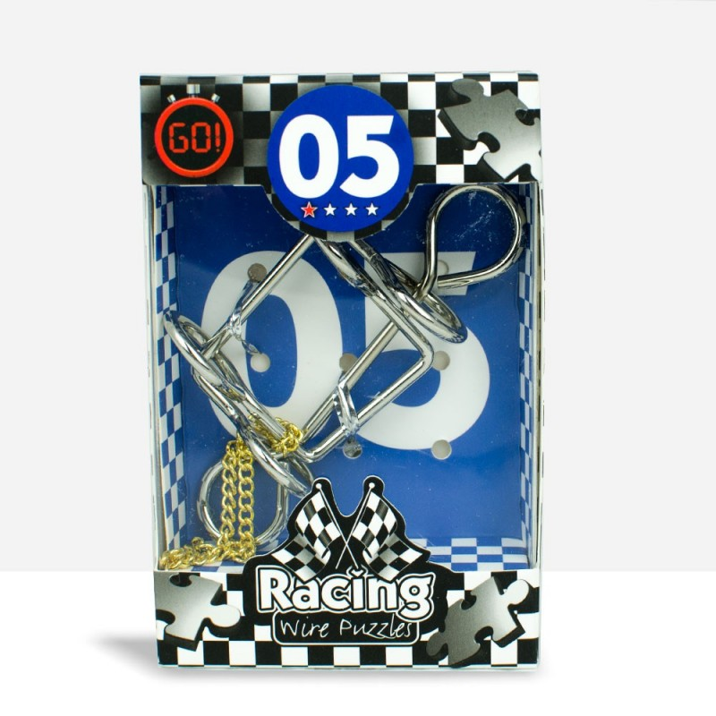 Racing Wire Puzzle Modelo: 5