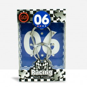 Racing Wire Puzzle Modelo: 6