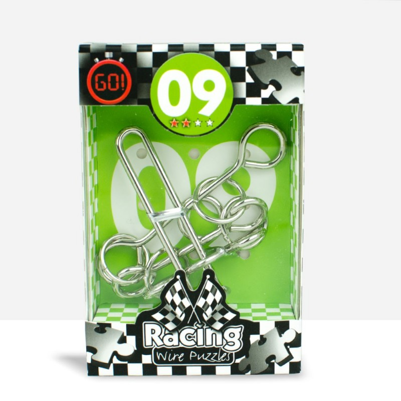 Racing Wire Puzzle Modelo: 9