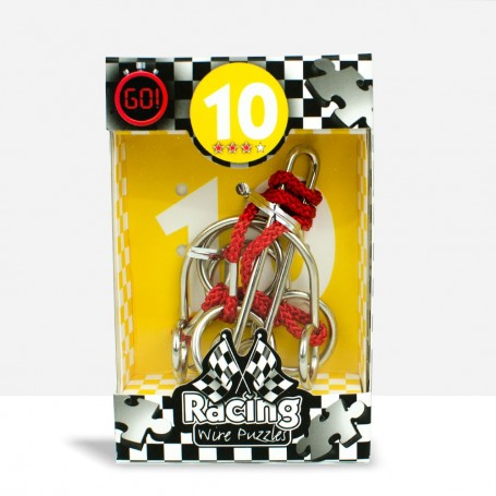 Racing Wire Puzzle Modelo: 10