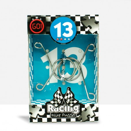 Racing Wire Puzzle Modelo: 13