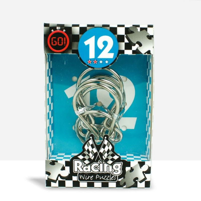 Racing Wire Puzzle Modelo: 12