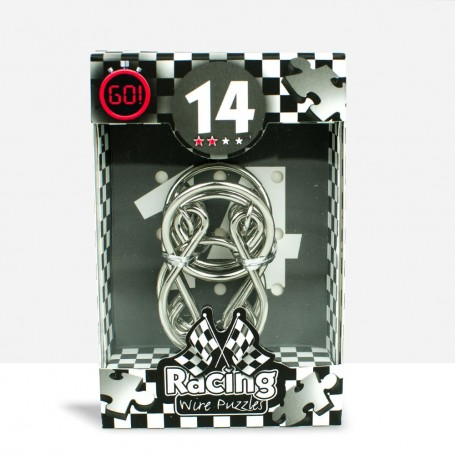 Racing Wire Puzzle Modelo: 14