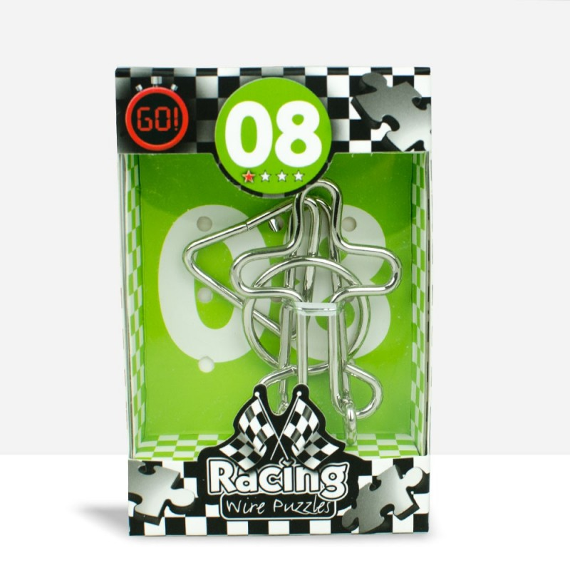 Racing Wire Puzzle Modelo: 8