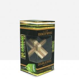 Puzzle Bambú Doublecross 3D