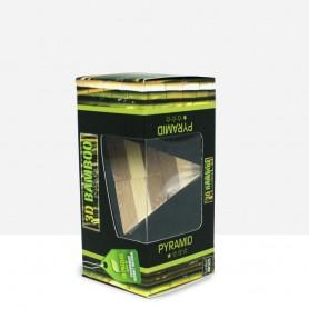 Puzzle Bambú Pirámide 3D