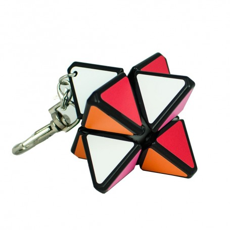 Llavero Cubo de Rubik Mefferts