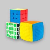 Comprar Cubos de Rubik Cúbicos ¡Mejor Precio! - Kubekings.com